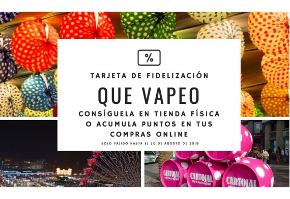 Programa de fidelización Feria de Málaga