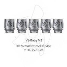 SMOK RESISTENCIA V8 BABY M2 0.15 OHMS