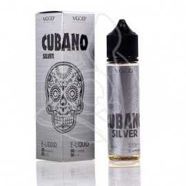 VGOD CUBANO SILVER 50 ML 0MG