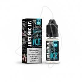 JUST NIC IT ON ICE 20/80 HIGH VG 18 MG