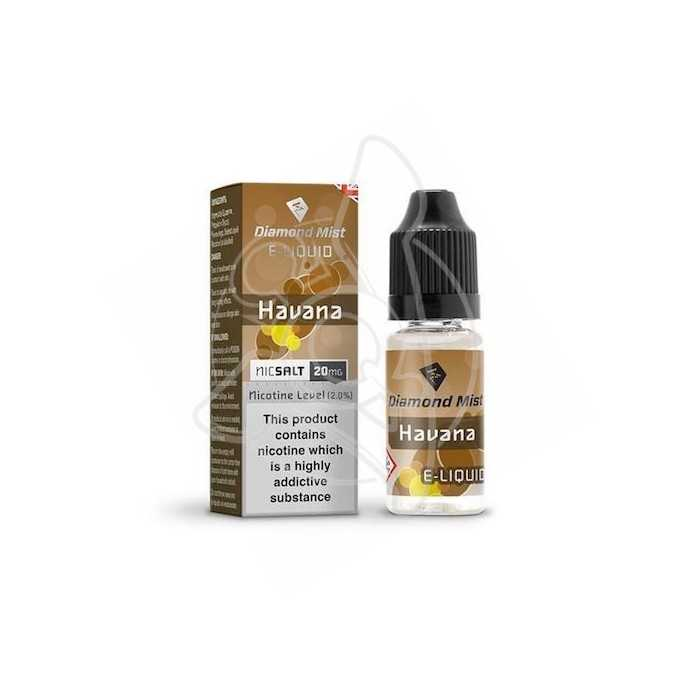 DIAMOND MIST HAVANA NICSALT 20MG 10ML