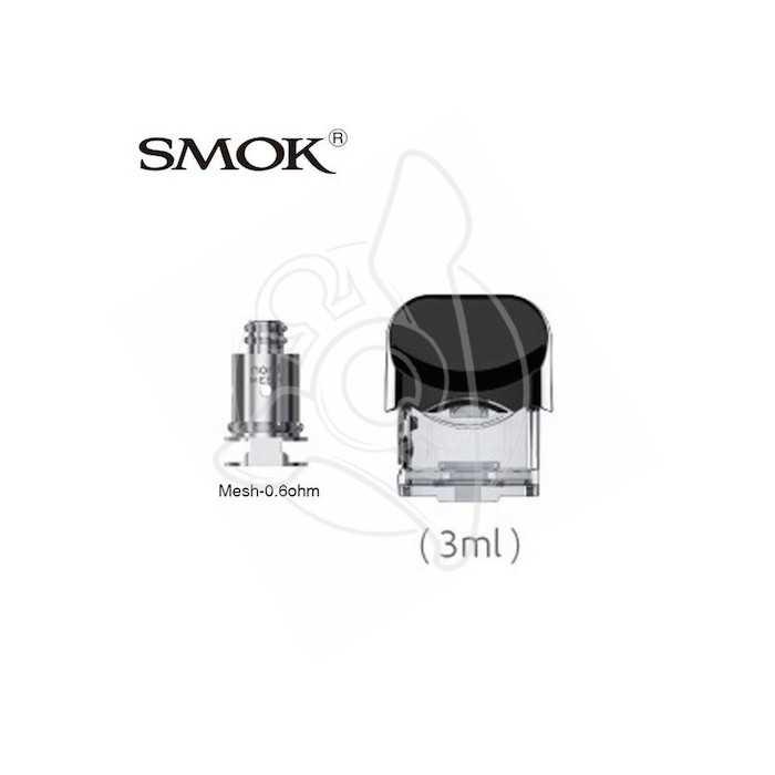 SMOK NORD MESH COIL 0.6 OHM