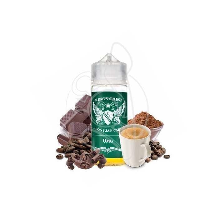 KING´S CREST DON JUAN CAFE 100ML 0MG