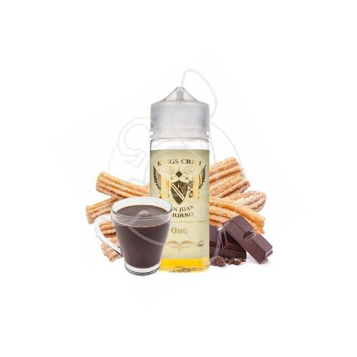 KING´S CREST DON JUAN CHURRO 100ML 0MG