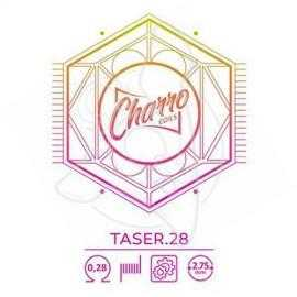 CHARRO COILS SINGLE TASER 0.28 OHMS