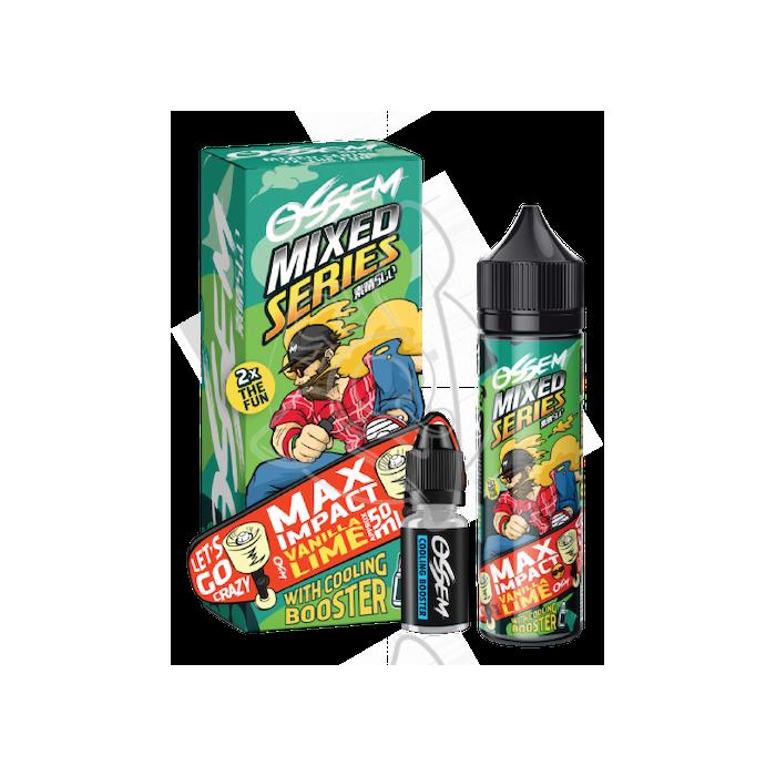 OSSEM MAX IMPACT 50ML 0MG