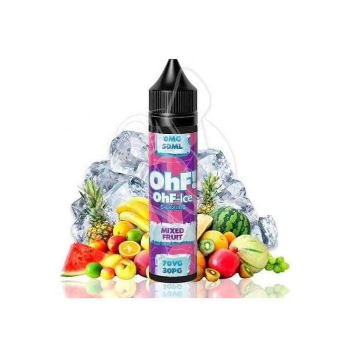 OHF ICE MIXED FRUIT 50ML 0MG